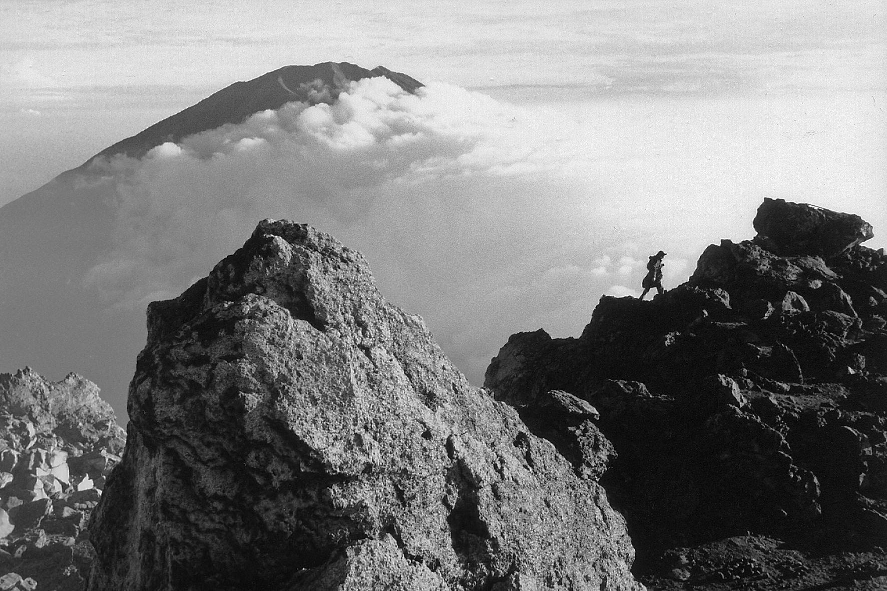 Quand tu arrives en haut de la montagne, continue de grimper. proverbe Tibétain